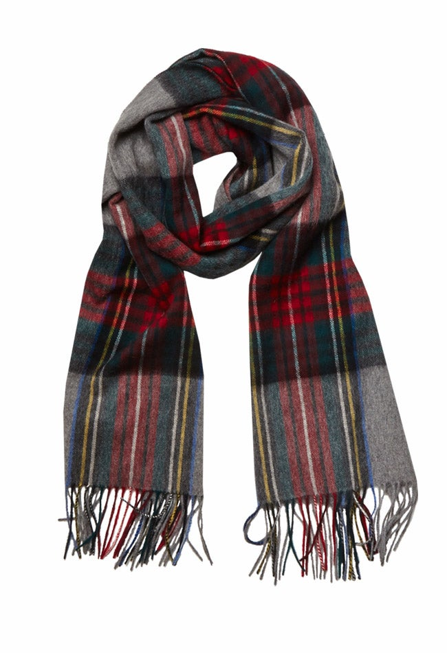 Image of SCARF - CHECKED