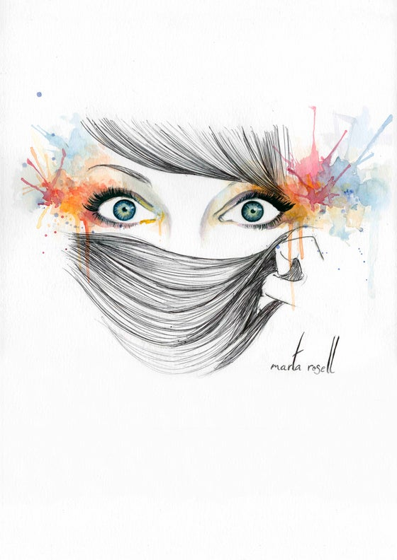 """Image of """"Quiseron silenciarla y sólo consiguieron que abriera más los ojos."""""""