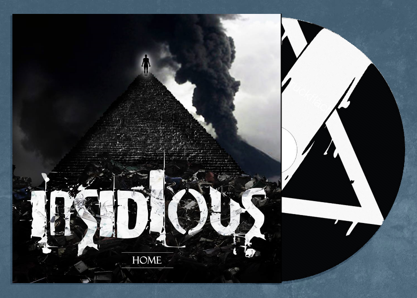 "Image of INSIDIOUS EP ""HOME"" (2014)"
