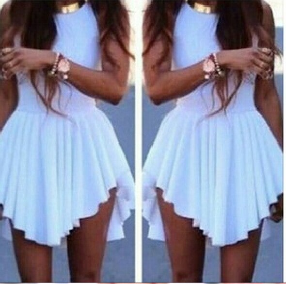 Image of SEXY CUTE DESIGN NICE DRESS