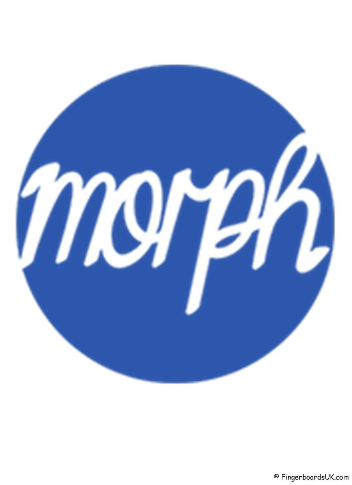 Image of Morph Obstacles Logo Sticker