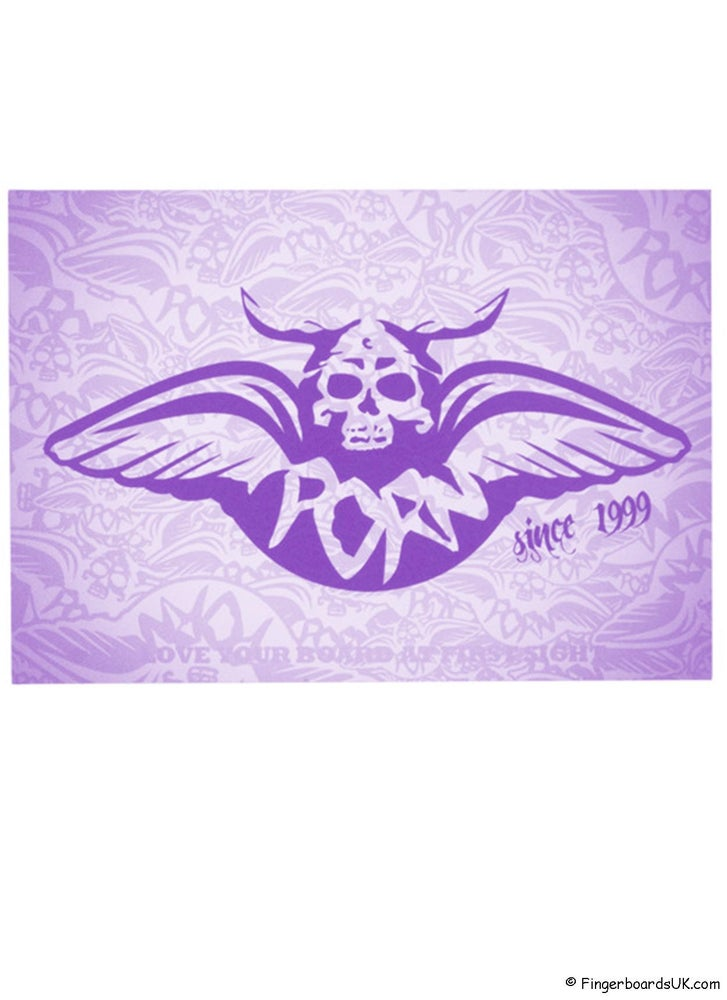 Image of Blackriver Ramps Sticker The P.O.R.N Storm