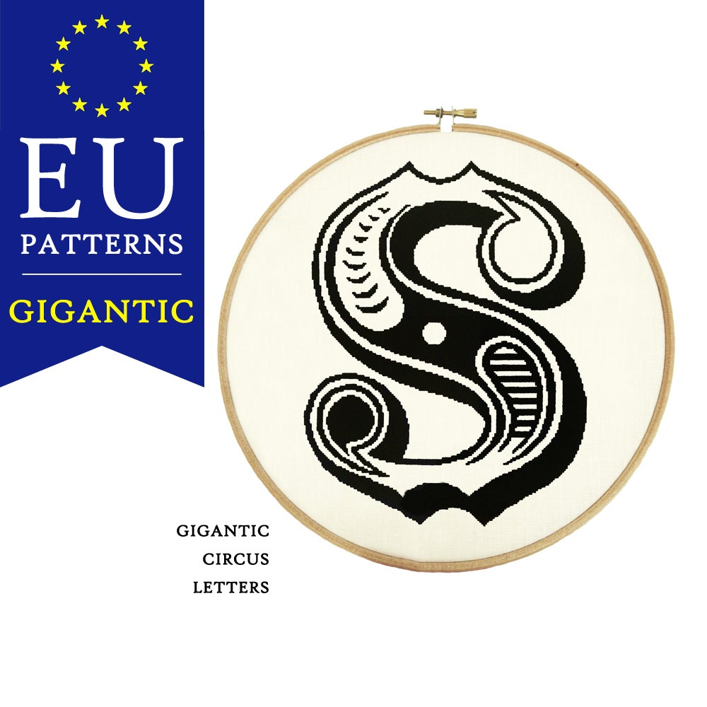 Image of EU PDF Patterns - Gigantic