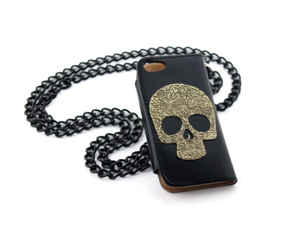 Image of Skull for iPhone