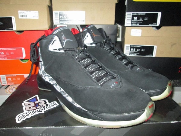 """Air Jordan XX2 (22) """"Blk/Varsity Red"""" - SIZE13ONLY by 23PENNY"""