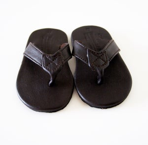 Image of Archie Leather Thongs