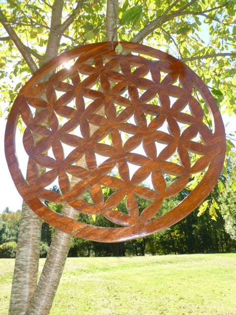 """Image of Flower of Life 36"""""""