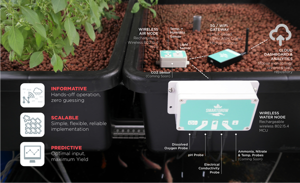 Image of Aquaponic Sensor Package