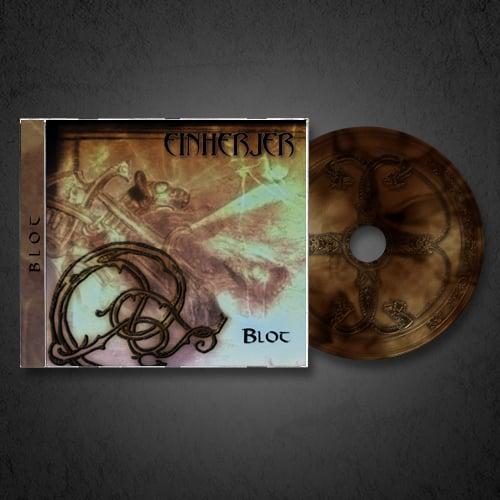 Image of BLOT - CD