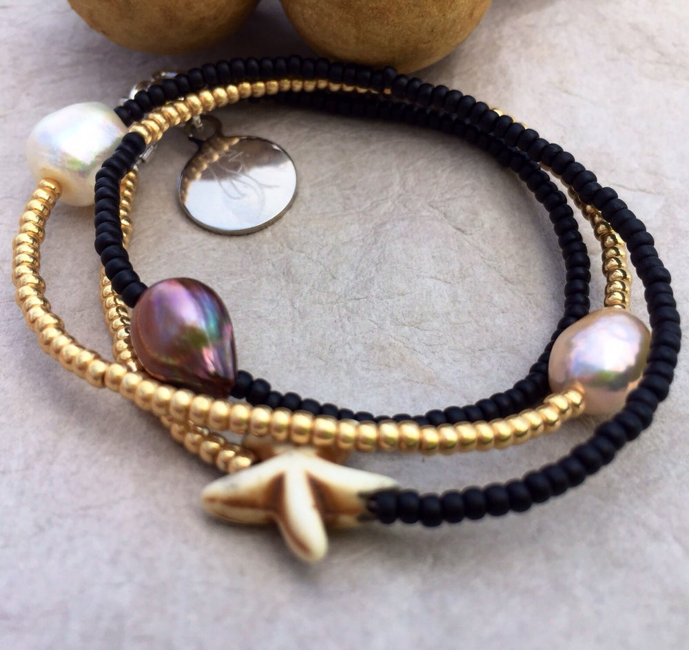 Image of Holiday Armband / Kette