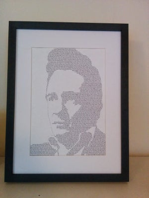 Image of Johnny Cash / Folsom Prison Blues Print