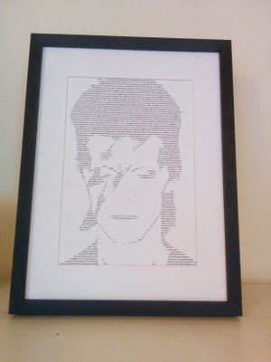 Image of David Bowie / Moonage Daydream Print