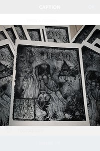 Image of heavenblood. Limited to 13. (only 6 left). Prints.