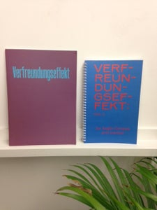 Image of Verfreundungseffekt Vol. 1 & Vol. 2