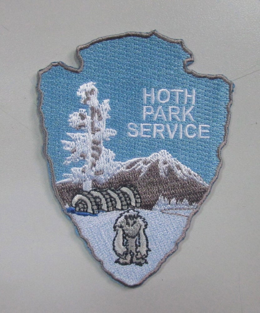 Image of Hoth Park Service Series #2 Patch V2