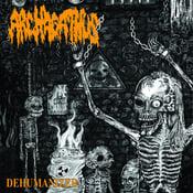 Image of Archagathus - Dehumanizer Lp