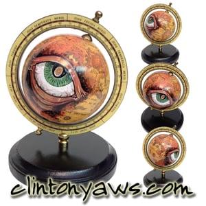 """Image of Custom """"Eye of the Earth"""""""