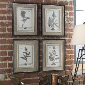 Image of Casual Gray Study Set of 4