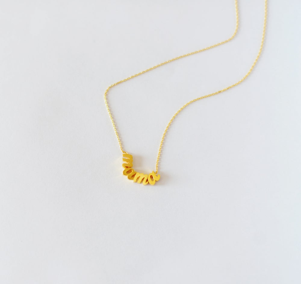 Image of Mama Necklace