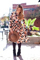 Image 2 of Circle Skirt + Dress Add-on Pattern for the Penelope Peplum