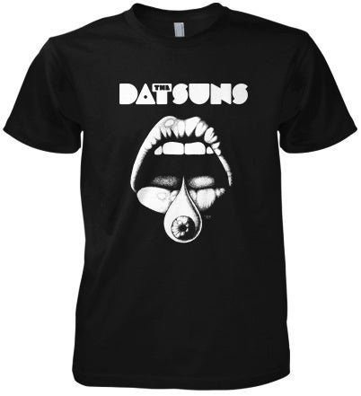 Image of Bad Mouth T-Shirt (Black)