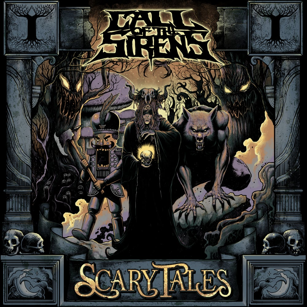 "Image of ""Scary Tales"" Digipack CD"
