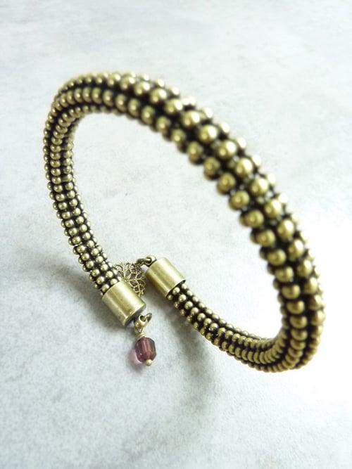 Image of Bracelet mémoire BOREAL BRONZE  -50%
