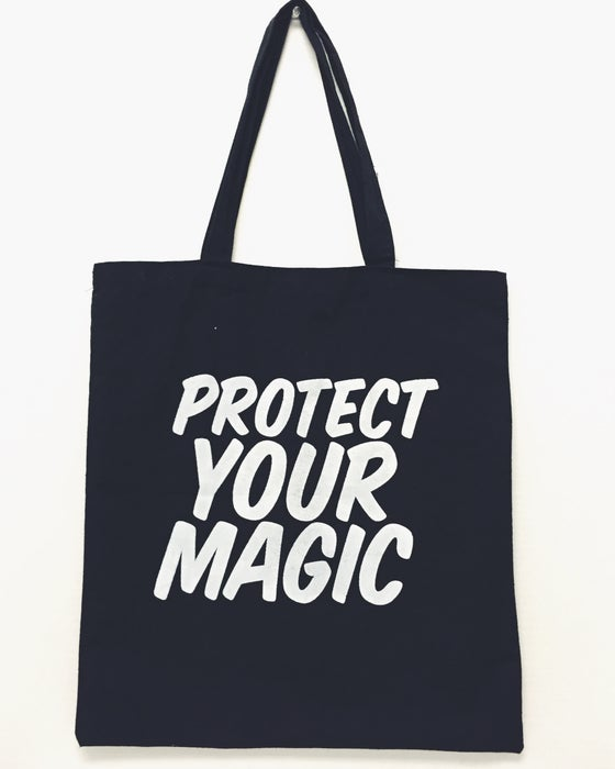 Image of PYM Black / White Tote