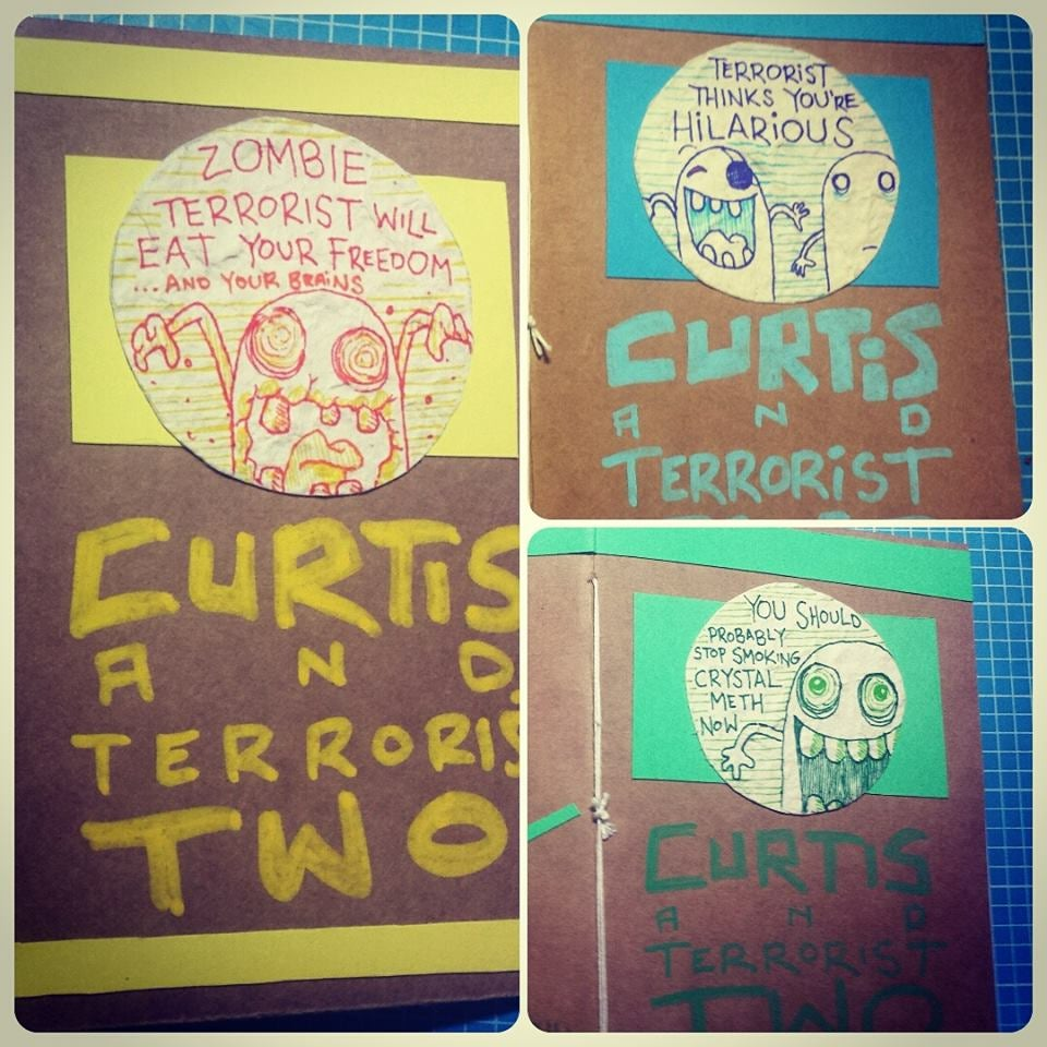 Image of Curtis & Terrorist Two