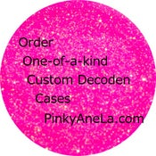 Image of ♥Order Custom Deco Cases♥ ~more designs~