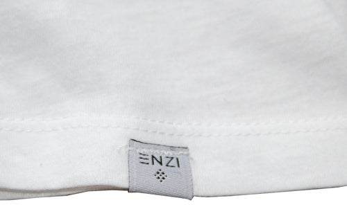 Image of White Khanga Tee