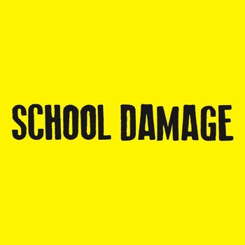 Image of SCHOOL DAMAGE - E.P ( CD )
