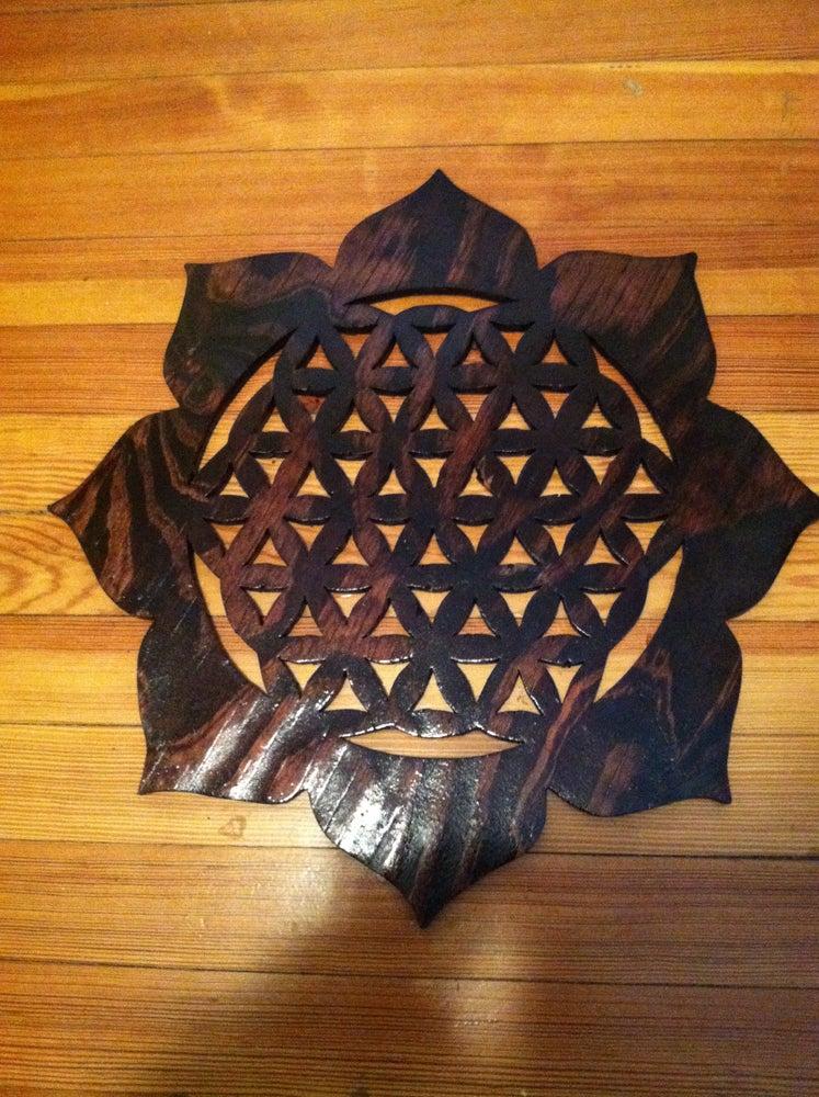 Eternalglyphics Lotus Flower Of Life