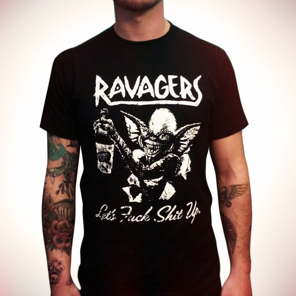 Image of RAVAGERS - GREMLIN TEE
