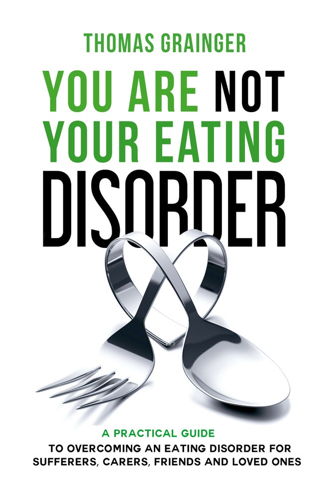 Image of You Are Not Your Eating Disorder - Personalised Printed Edition