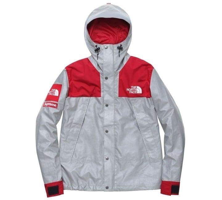 Supeme Jacket North Face x Supreme jacket / NYCburger