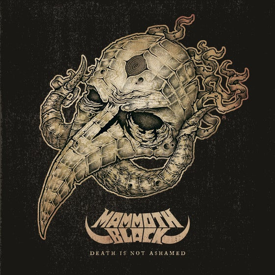 Image of Mammoth Black: Death is not Ashamed