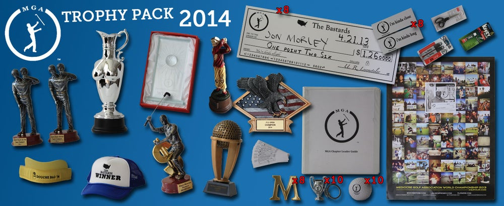 Image of 2015 Trophy Pack