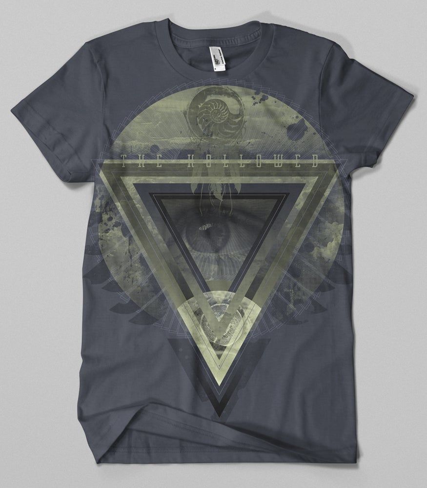 "Image of ""Eye Of Illumination""  T-Shirt Bundle"