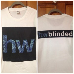 Image of Harm's Way - Blinded T-shirt