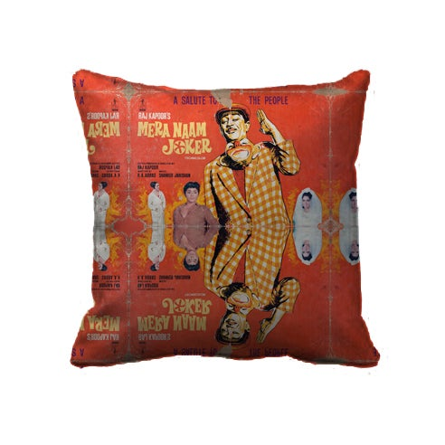 Image of BBC Joker Cushion