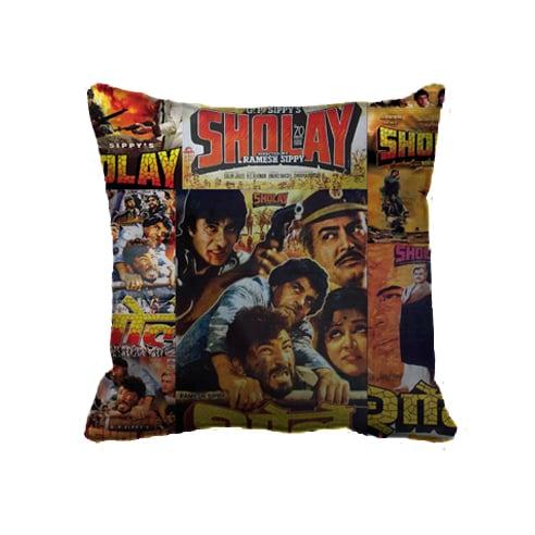 Image of Bollywood Sholay Cushion