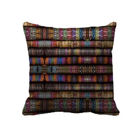 Image of Bollywood Bangles Cushion