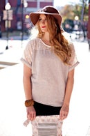 Image 2 of the DREAMER TOP +