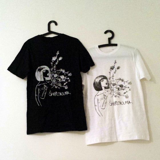 Image of THE GROWING FLOWERS SHIRT