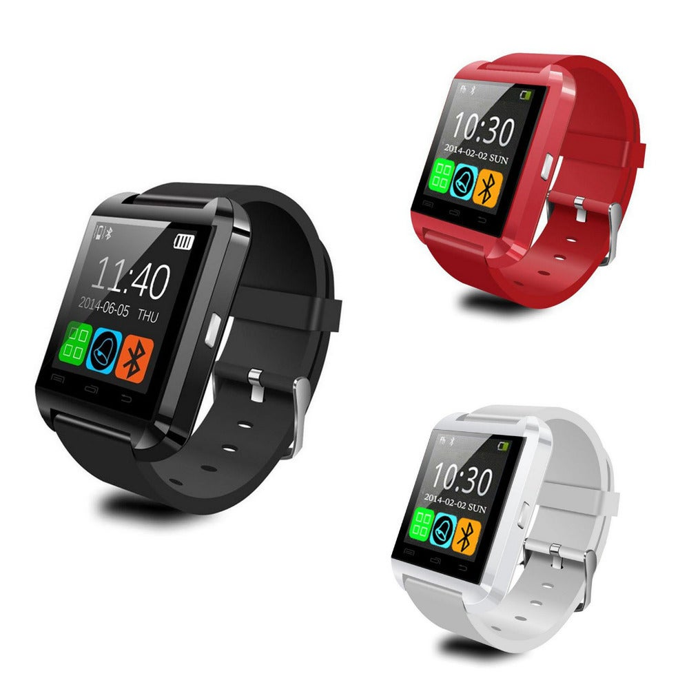 245cb4f95 Image of 2015 Luxury Bluetooth Smart Watch Wrist Wrap Watch Phone for IOS  and Android ...