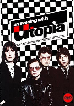 Image of An Evening With Utopia DVD