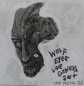 "Image of WOLF EYES ""LIVE GENEVA 2014"" TRIP METAL 01"