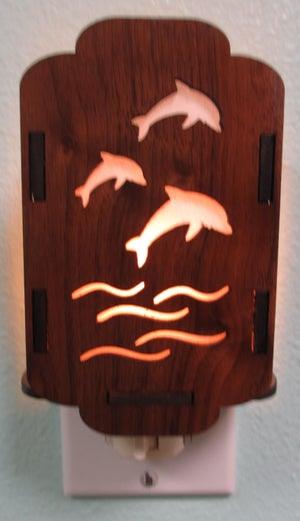 Image of Dolphin Nightlight