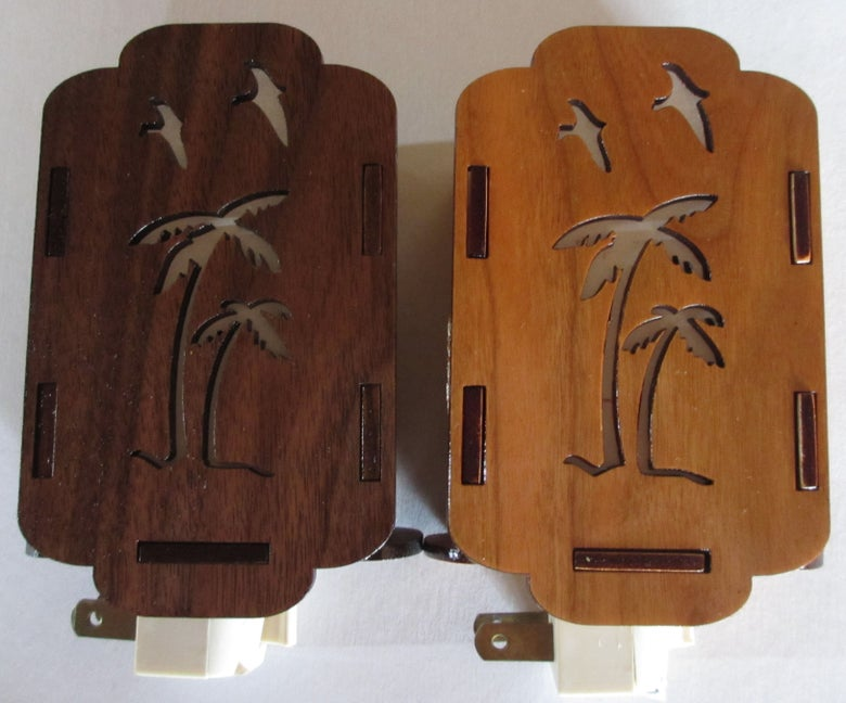 Image of Palm tree Nightlight